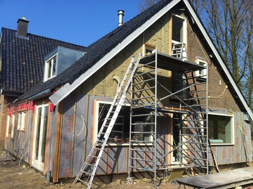 Nieuw huis bouwen bouwbedrijf van bemmel - Nieuw huis ...